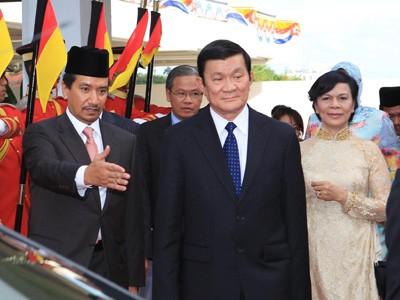 Việt Nam, Malaysia nhất trí tăng cường hợp tác nhiều mặt