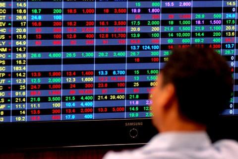 Cổ phiếu ngân hàng 'đắt khách' nhất tuần qua