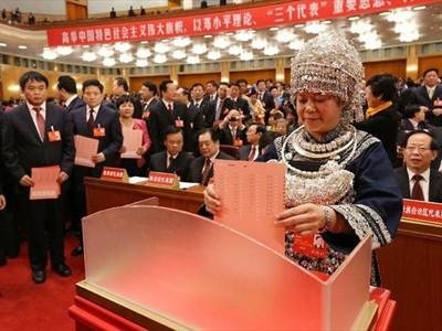 Hôm nay, Trung Quốc bầu Bộ Chính trị, Tổng bí thư