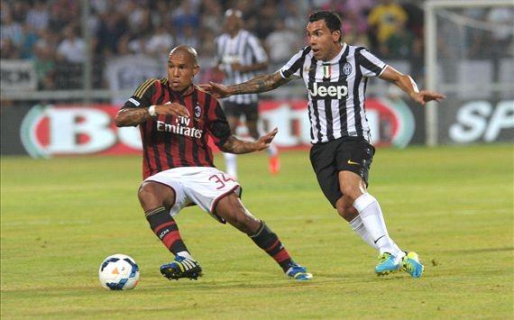 Milan đại chiến Juve