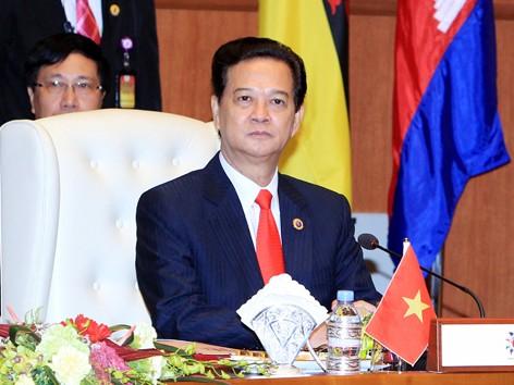 Thủ tướng Nguyễn Tấn Dũng sẽ dự hội nghị cấp cao ASEAN