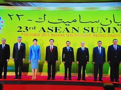 Hình ảnh khai mạc Hội nghị Cấp cao ASEAN 23