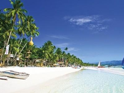 Boracay - 'giai nhân' quyến rũ từ Philippines