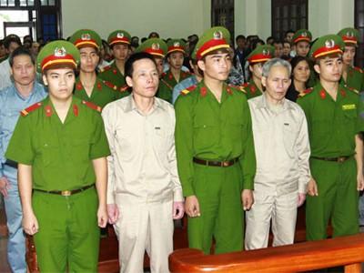 Hải Phòng: Xét xử sơ thẩm vụ án Đoàn Văn Vươn