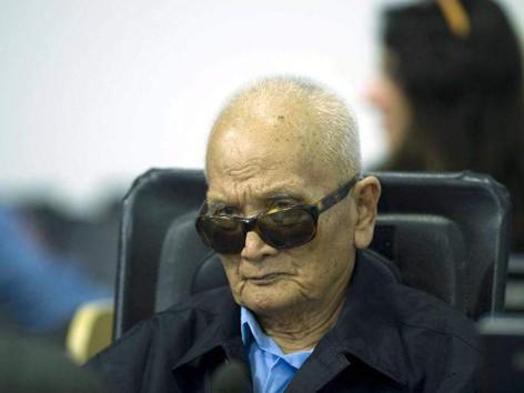 Sắp phán quyết về các cựu thủ lĩnh Khmer Đỏ