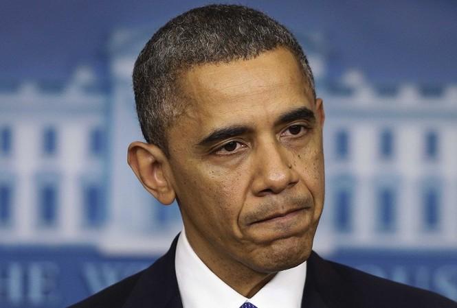 Tổng thống Mỹ Barack Obama nhắn nhủ quân đội Mỹ ngay sau khi chính phủ đóng cửa
