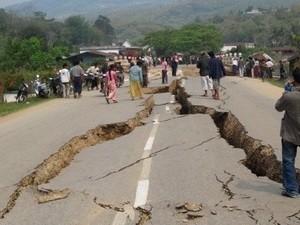 Động đất mạnh 6,7 độ Richter tại Fiji