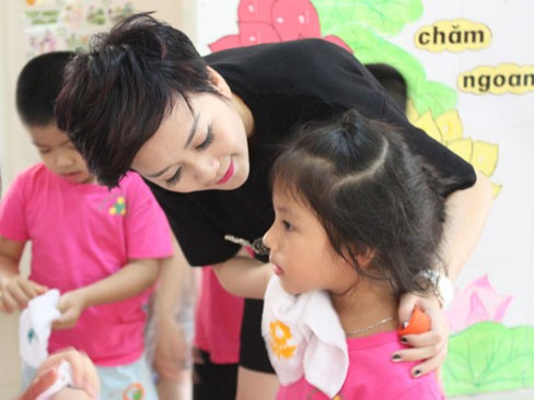 Thiều Bảo Trang sợ sinh con