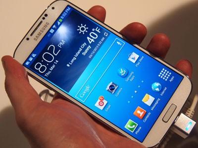 Samsung Galaxy S4 có doanh số vượt 40 triệu máy