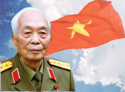 Tóm tắt tiểu sử Đại tướng Võ Nguyên Giáp