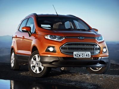 Ra mắt tại Bangkok, Ford EcoSport sắp về Việt Nam