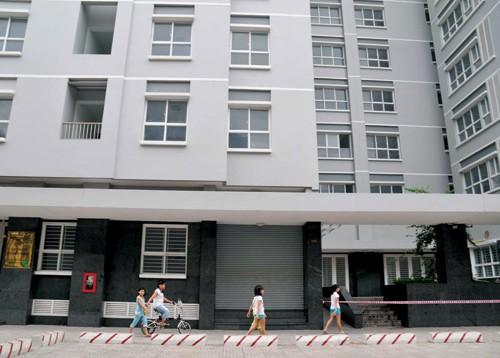Đề xuất cho doanh nghiệp đổi căn hộ lấy đất sạch