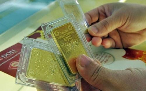 Sáng mai, Ngân hàng đấu thầu tiếp 15.000 lượng vàng