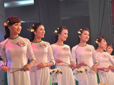 Hình ảnh đêm chung kết 'Người đẹp xứ Trà' 2013