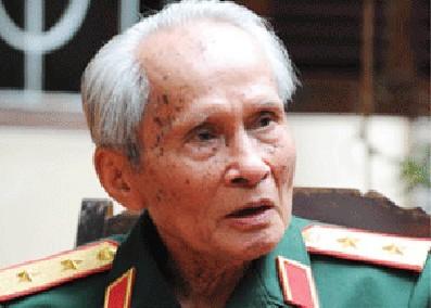'60 năm chiến thắng Điện Biên Phủ vắng bác Giáp rồi'