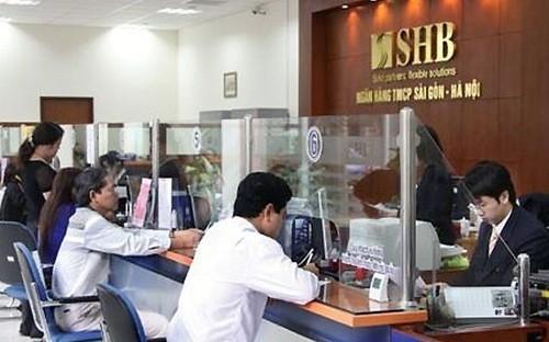 SHB được nâng chỉ tiêu tăng trưởng tín dụng lên 20%