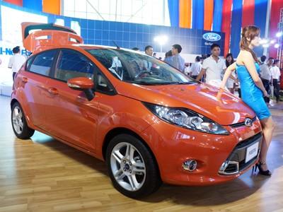 Ford Fiesta triệu hồi, Ford Việt Nam thoát nạn