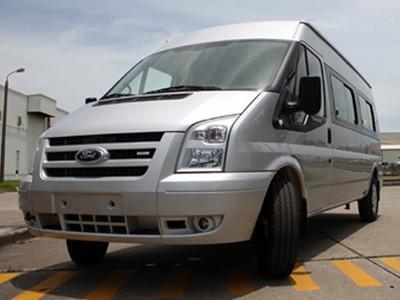 Danh sách xe Ford Transit tại Việt Nam bị triệu hồi