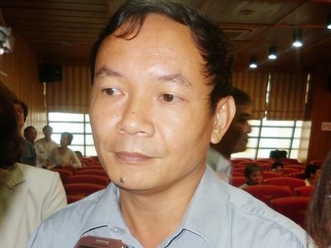 Ông Lưu Hoàng Ngọc. Ảnh: Phạm Anh