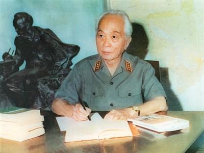 Tướng Giáp được giao lãnh đạo đội quân giải phóng như thế nào?