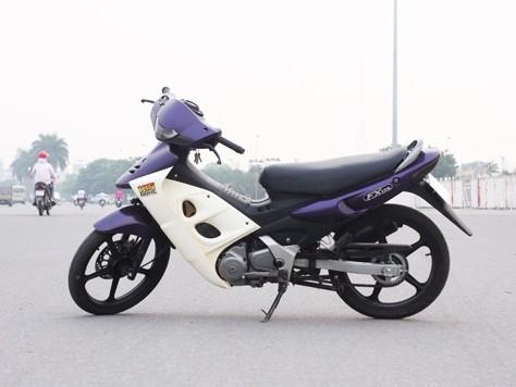 Suzuki FX 125 - 'mơ ước' của dân chơi một thời