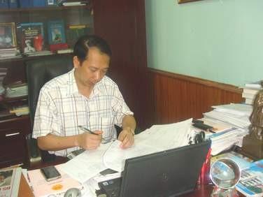 Thầy thuốc nhân dân Trần Đức Quý - Giám đốc Sở Y tế Hà Giang.