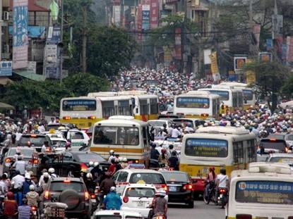 'Sốt xình xịch' với đề xuất thu phí giao thông