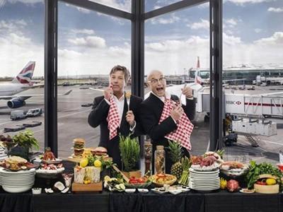 Những dịch vụ lạ tại sân bay