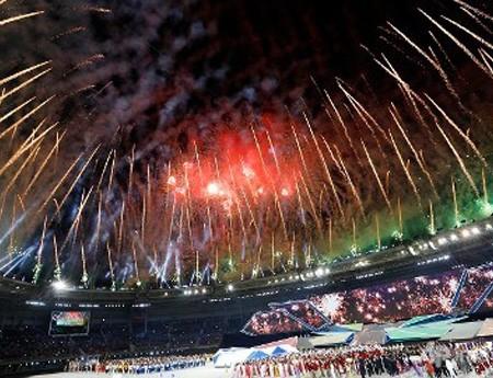 Lễ khai mạc đậm màu sắc của SEA Games 27