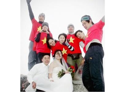'Phượt'  4 cực chụp ảnh cưới