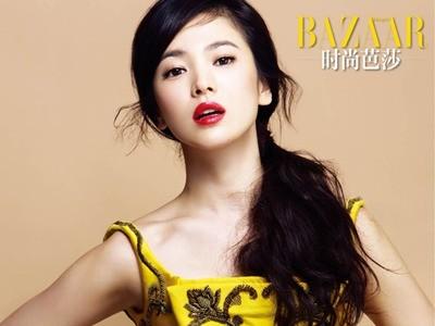 Song Hye Kyo quyến rũ, thanh lịch