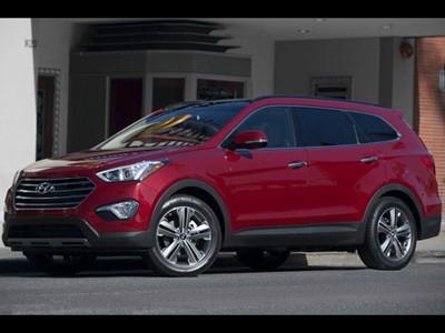 Hyundai 'lột xác' Santa Fe 2014