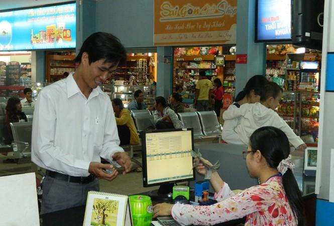 Từ 5/10 nhắn tin mua vé tàu Tết Giáp Ngọ 2014