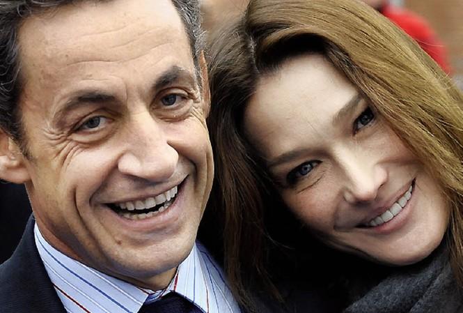 Vợ tổng thống Pháp từ chối tiết lộ giới tính em bé