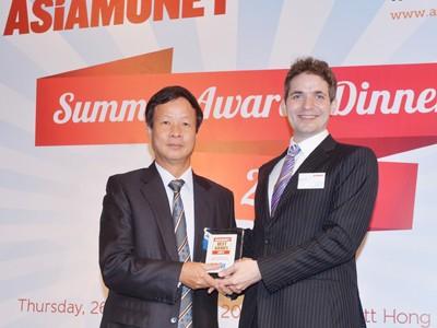 MB nhận danh hiệu 'Ngân hàng nội địa tốt nhất Việt Nam'