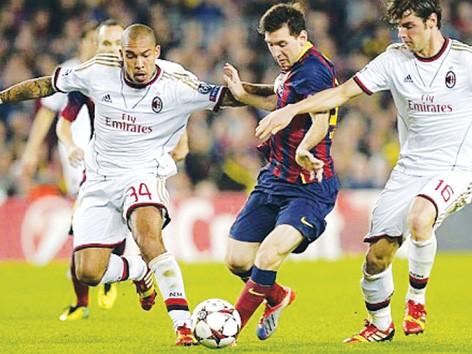 Messi trở lại, lợi hại hơn xưa