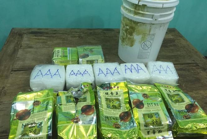 Bộ đội Biên phòng khởi tố vụ án ma túy dạt vào bờ biển Quảng Trị