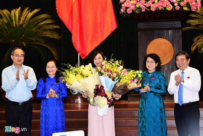 Phê chuẩn bà Phan Thị Thắng làm Phó Chủ tịch Hội đồng Nhân dân TPHCM