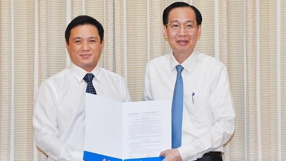 Sở Kế hoạch Đầu tư TPHCM có tân Phó Giám đốc 43 tuổi