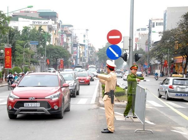 TPHCM hạn chế ô tô vào trung tâm trước trận Việt Nam vs Thái Lan