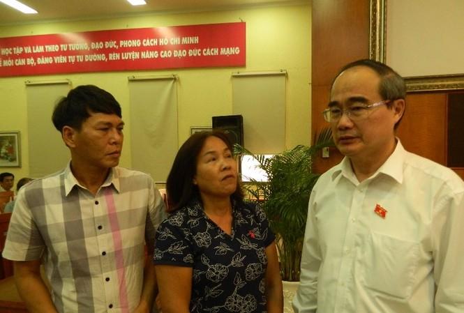 Ông Nguyễn Thiện Nhân: Không có 'kim bài miễn tử' cho tội tham nhũng