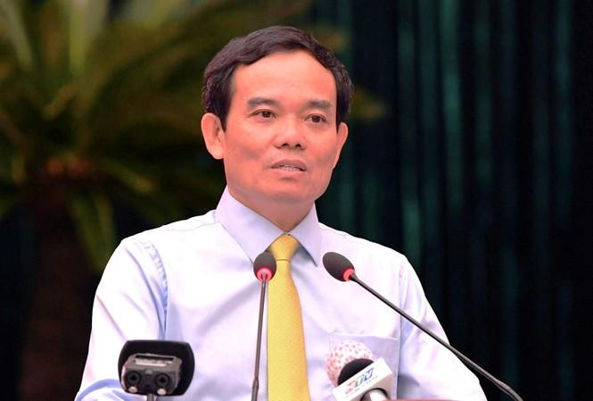Ông Trần Lưu Quang: 'Kiểm tra giám sát, kỷ luật Đảng phải ngay ngắn, mẫu mực'
