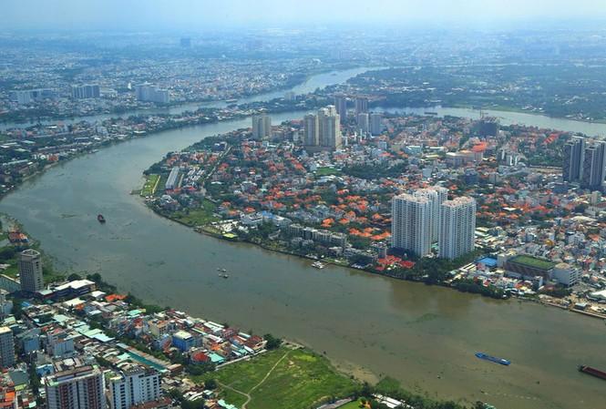Lo ô nhiễm, TPHCM khai thác nước trên thượng lưu sông Sài Gòn, Đồng Nai