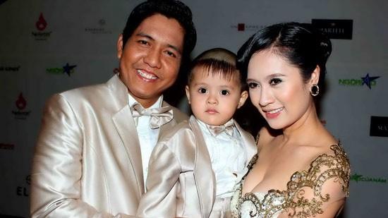 Gia đình hạnh phúc của Thanh Thúy - Đức Thịnh.