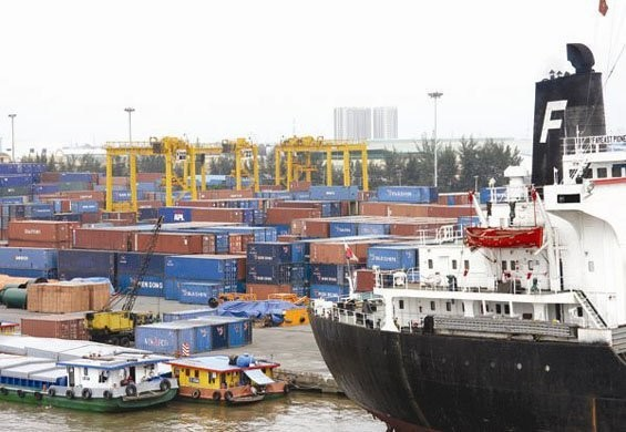 Ngành giao thông vận tải được coi là tích cực nhất trong việc cải cách DNNN. Ảnh TL SGT.