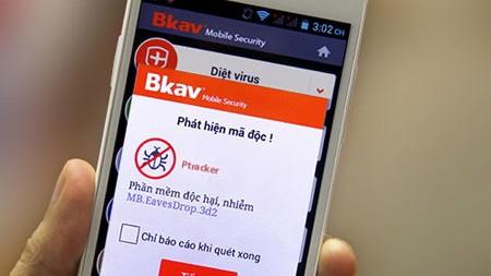 Người dùng có thể quét và xóa bỏ phần mềm gián điệp Ptracker đang theo dõi hơn 14.000 số điện thoại.