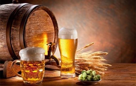 Tăng ham muốn 'yêu' nhờ bia