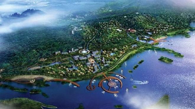 Mô hình Đặc khu kinh tế Vân Đồn.