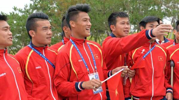 Olympic Việt Nam đã ở rất gần tấm vé vượt qua vòng bảng.