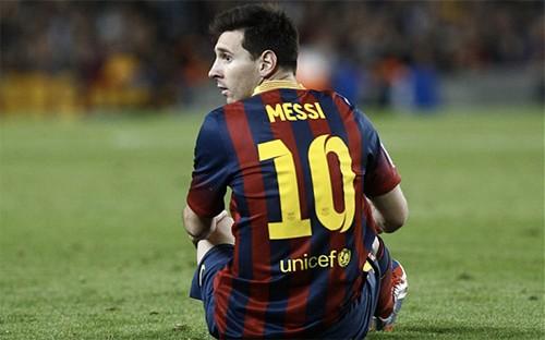 Messi thừa nhận anh đang phải thay đổi để thích nghi nhiều hơn với cuộc sống. Ảnh: AFP.